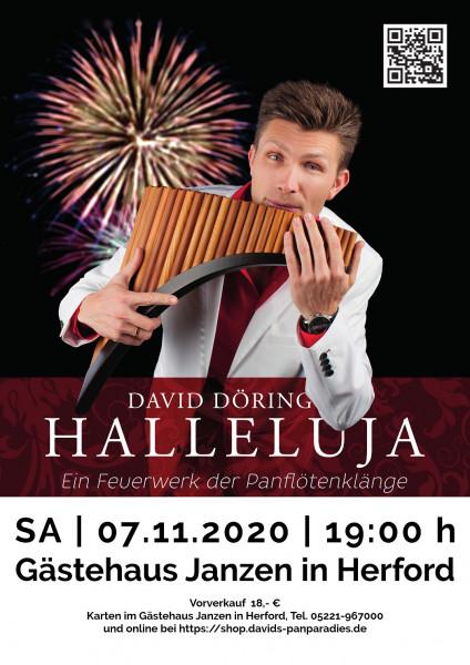 "Ticket Advent Concert ""Light of hope"" 15.12.2019"