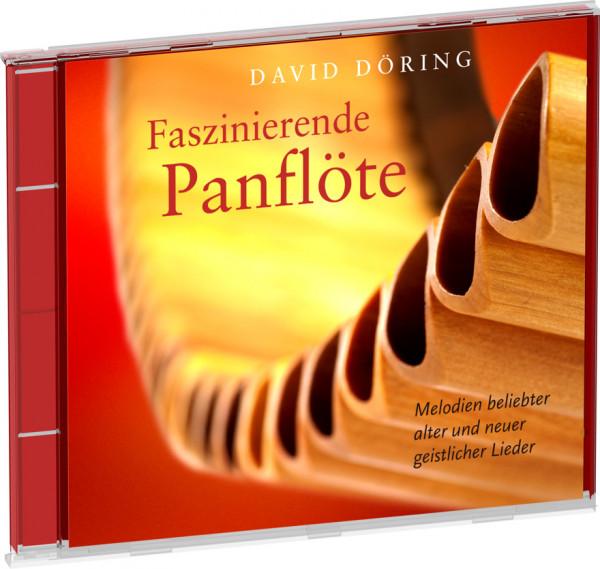 CD Faszinierende Panflöte